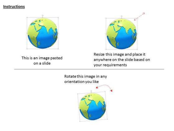 stock_photo_3d_illustration_of_globe_earth_powerpoint_slide_2