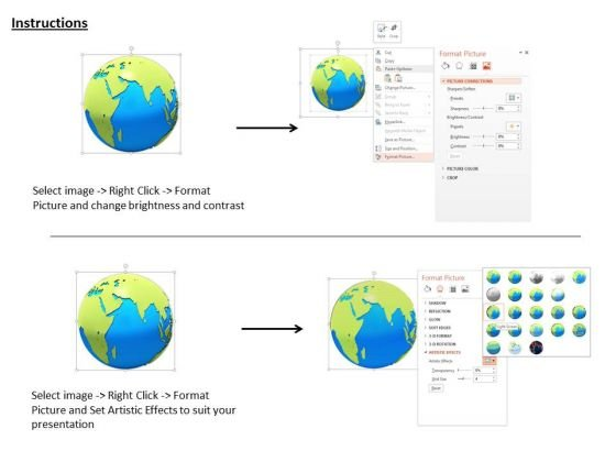 stock_photo_3d_illustration_of_globe_earth_powerpoint_slide_3