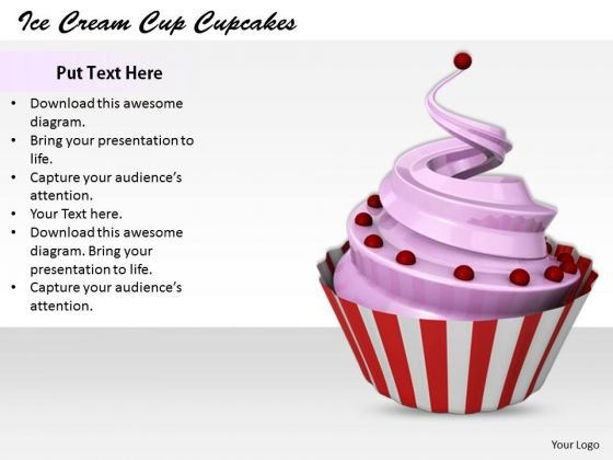 Stock Photo Basic Marketing Concepts Ice Cream Cup Cupcakes Business Pictures