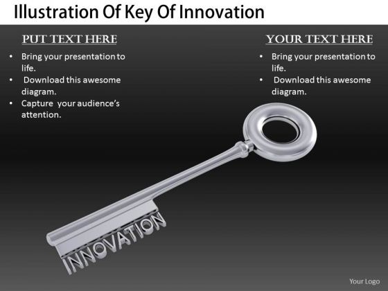 Stock Photo Basic Marketing Concepts Illustration Of Key Innovation Business Pictures Images