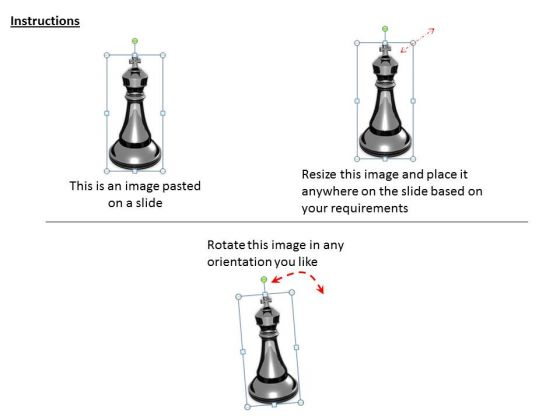 stock_photo_black_glossy_king_of_chess_powerpoint_template_2