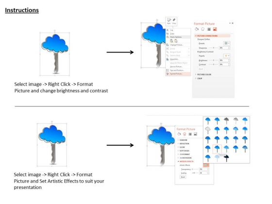 stock_photo_blue_cloud_and_key_for_cloud_technology_and_safety_image_graphics_for_powerpoint_slide_3