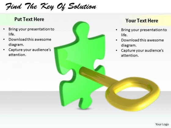Stock Photo Business And Strategy Find The Key Of Solution Clipart Images