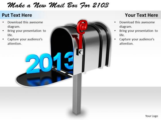 Stock Photo Business Concepts Make New Mail Box For 2103 Images And Graphics