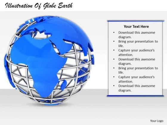 Stock Photo Business Development Strategy Illustration Of Globe Earth Clipart Images