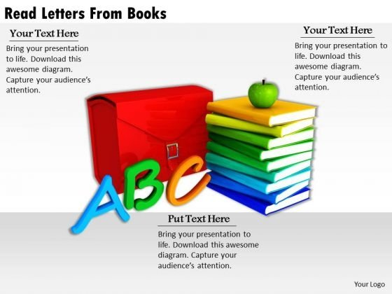 Stock Photo Business Development Strategy Read Letters From Books Clipart Images