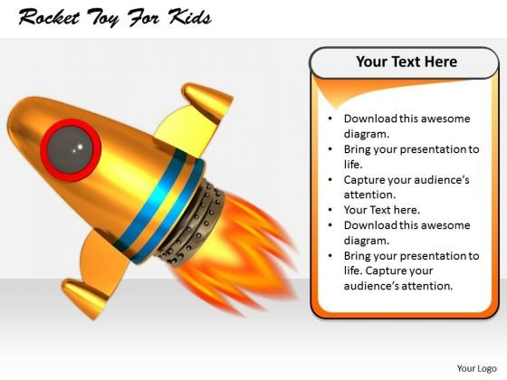 Stock Photo Business Development Strategy Rocket Toy For Kids Pictures