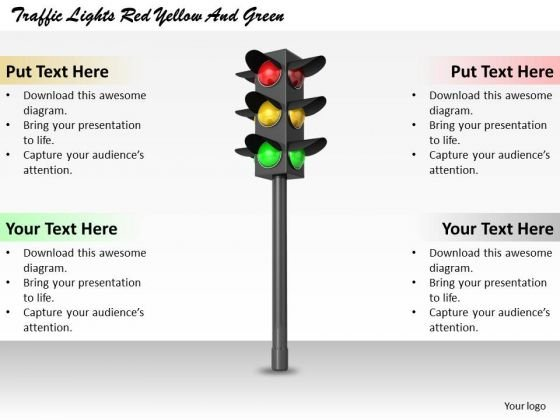 Stock Photo Business Development Strategy Traffic Lights Red Yellow And Green Icons Images