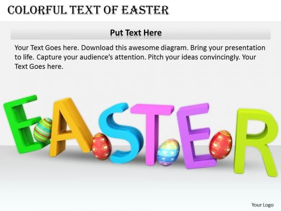 Stock Photo Business Expansion Strategy Colorful Text Of Easter Photos