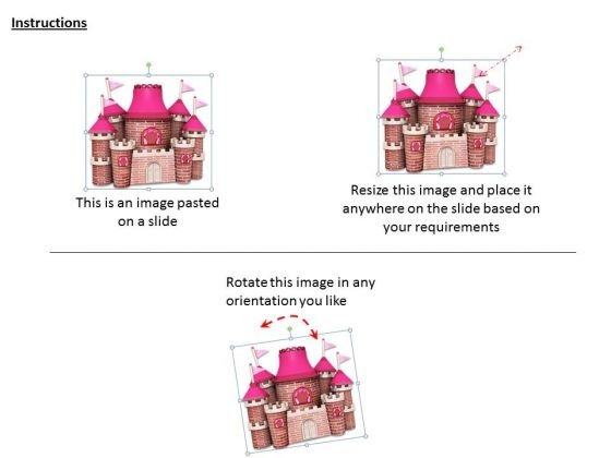 stock_photo_business_integration_strategy_magical_image_of_pink_castle_images_and_graphics_2