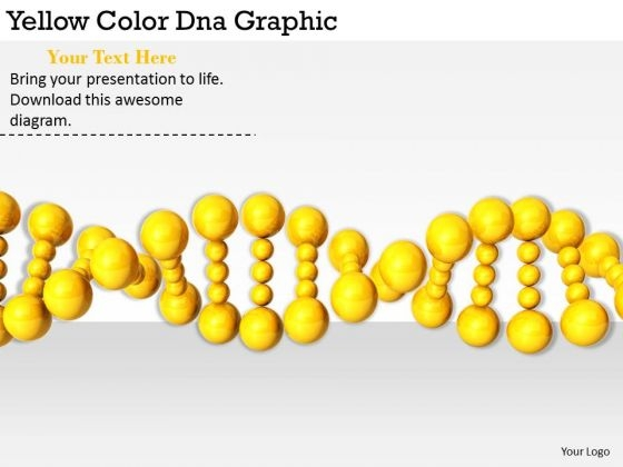 Stock Photo Business Intelligence Strategy Yellow Color Dna Graphic Images