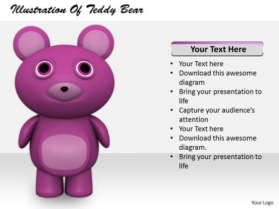 Stock Photo Business Level Strategy Illustration Of Teddy Bear Success Images