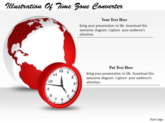 Stock Photo Business Level Strategy Illustration Of Time Zone Converter Success Images