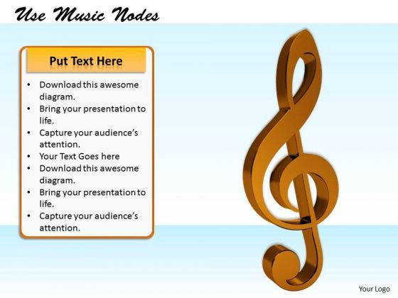 Stock Photo Business Management Strategy Use Music Nodes Photos