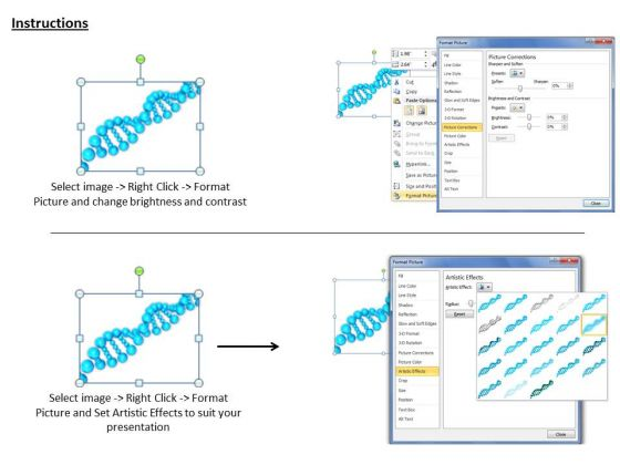 stock_photo_business_marketing_strategy_blue_colored_dna_design_stock_photo_clipart_images_3