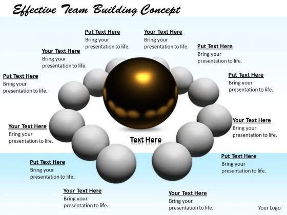 Stock Photo Business Marketing Strategy Effective Team Building Concept Images And Graphics