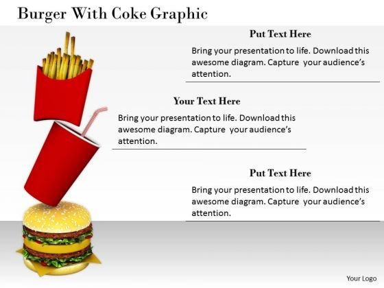 Stock Photo Business Planning Strategy Burger With Coke Graphic Success Images