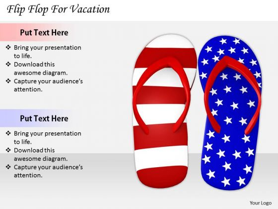 Stock Photo Business Policy And Strategy Flip Flop For Vacation Stock Photo Images