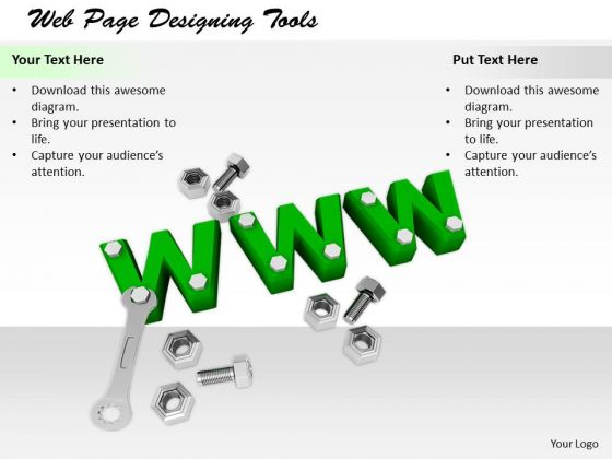 Stock Photo Business Strategy And Policy Web Page Designing Tools Pictures Images