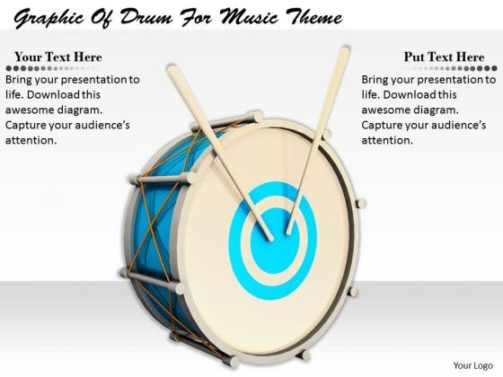 Stock Photo Business Strategy Consultant Graphic Of Drum For Music Theme Image