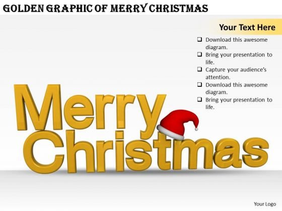 Stock Photo Business Strategy Formulation Golden Graphic Of Merry Christmas Clipart Images