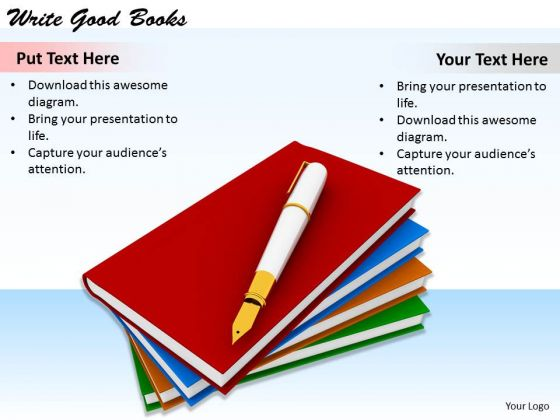 Stock Photo Business Strategy Implementation Write Good Books Stock Photo Clipart Images