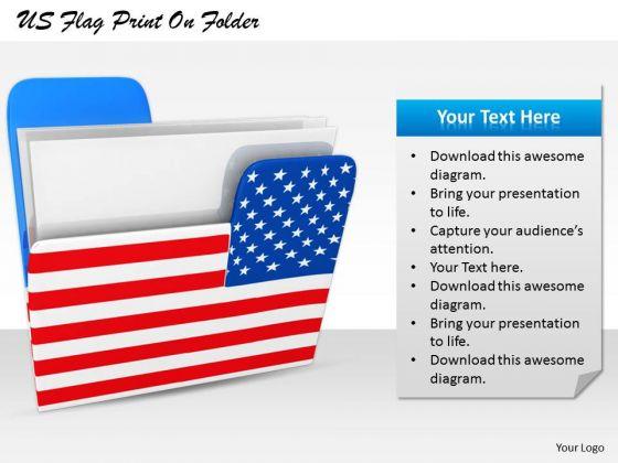Stock Photo Business Strategy Innovation Flag Print Folder Images