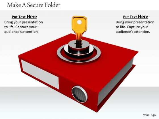 Stock Photo Business Strategy Innovation Make Secure Folder Images