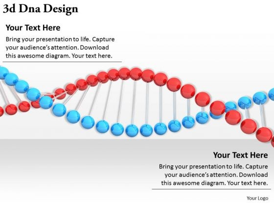 Stock Photo Business Strategy Plan 3d Dna Design Clipart Images