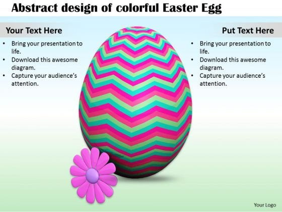 Stock Photo Business Strategy Plan Abstract Design Of Colorful Easter Egg Images Photos