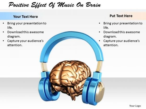 Stock Photo Business Strategy Plan Template Positive Effect Of Music On Brain Best