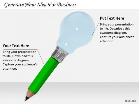 Stock Photo Business Strategy Planning Generate New Idea For Photos