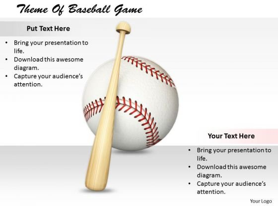 Stock Photo Business Strategy Planning Theme Of Baseball Game Images