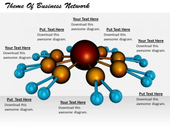 Stock Photo Business Strategy Planning Theme Of Network Images