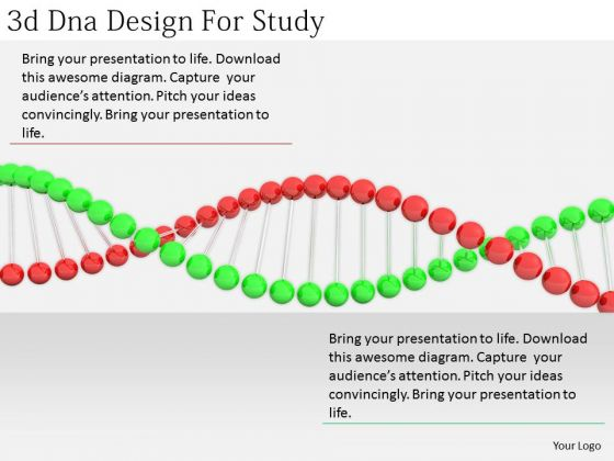 Stock Photo Business Strategy Process 3d Dna Design For Study Stock Photo Images