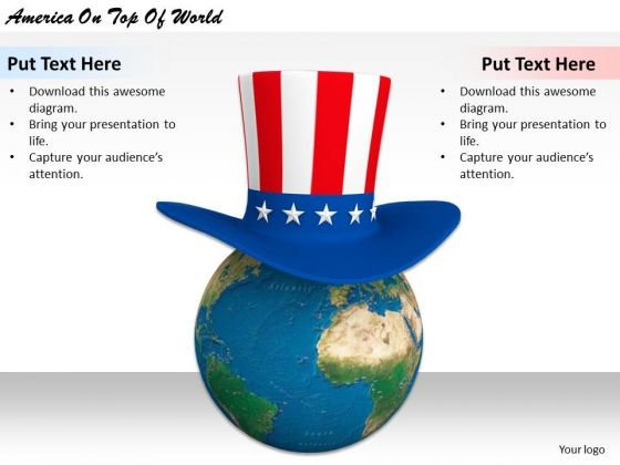 Stock Photo Business Strategy Process America On Top Of World Images Photos