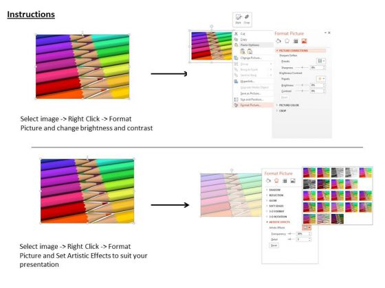 stock_photo_colorful_pencils_making_background_powerpoint_slide_3