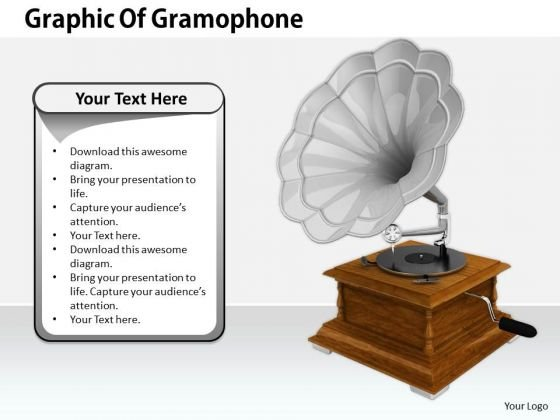 Stock Photo Company Business Strategy Graphic Of Gramophone Photos