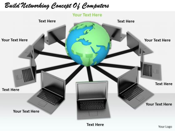 Stock Photo Corporate Business Strategy Build Networking Concept Of Computers Images