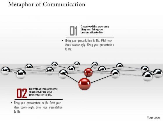 communication and metaphors