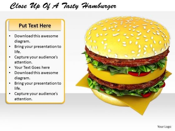 Stock Photo Developing Business Strategy Close Up Of Tasty Hamburger Clipart Images