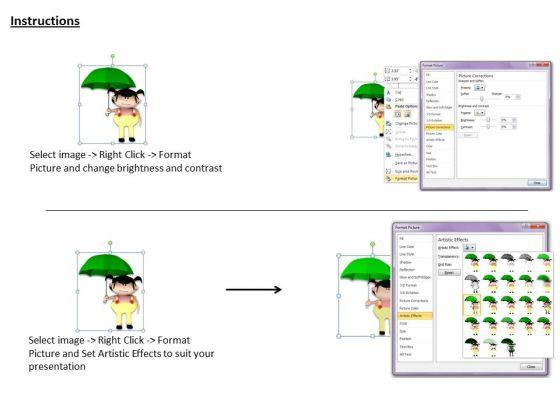 stock_photo_girl_holding_green_umbrella_pwerpoint_slide_3