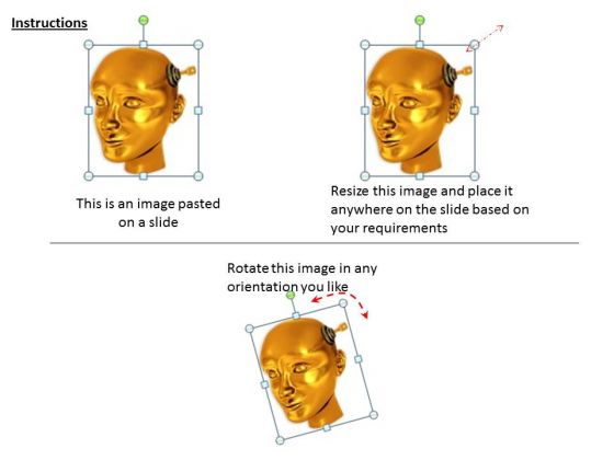 stock_photo_golden_man_face_graphic_with_key_powerpoint_template_2