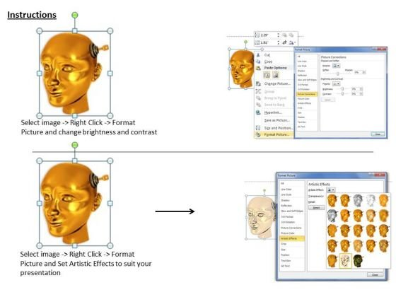 stock_photo_golden_man_face_graphic_with_key_powerpoint_template_3