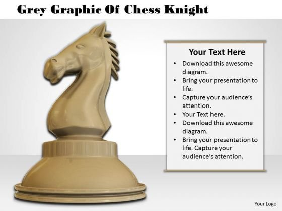 Stock photo grey graphic of chess knight powerpoint template stock photo grey graphic of chess knight powerpoint template powerpoint templates toneelgroepblik Choice Image