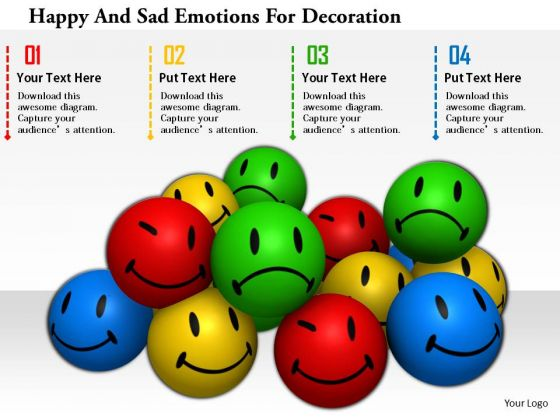stock photo happy and sad emotions for decoration image graphics for