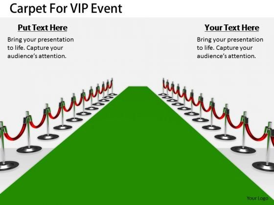 stock_photo_innovative_marketing_concepts_carpet_for_vip_event_business_icons_1