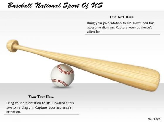 Stock Photo International Marketing Concepts Baseball Sport Of Us Business Icons