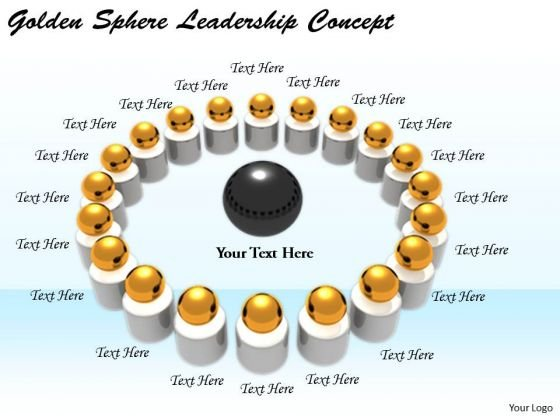 Stock Photo International Marketing Concepts Golden Sphere Leadership Business Success Images