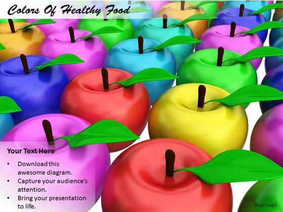 Stock Photo It Business Strategy Colors Of Healthy Food Success Images